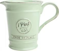 T&G Woodware Pride Of Place Pint Jug, Old Green, One Size