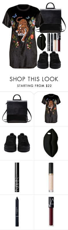 """""""#68"""" by moon-crystal-wolff ❤ liked on Polyvore featuring Puma, STELLA McCARTNEY, NARS Cosmetics and Christian Dior"""