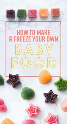 Save Money And Reduce Waste With This Genius DIY Baby Food Hack