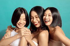 Pearl & Darling on Behance Beautiful Asian Girls, Most Beautiful, Rooster Year, Art Model, People Photography, Skin Makeup, Women Empowerment, Photoshop, Behance