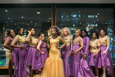Fall Crimson Malawian Nigerian Wedding In Manchester Uk Winnie Patrick