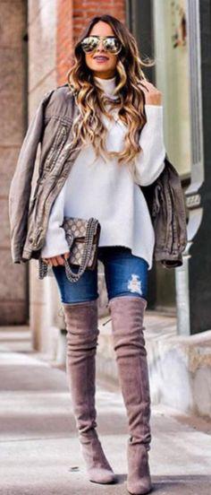 Winter fashion ideas for 2017