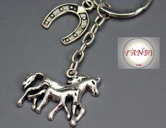 #Anhänger #Pferd #Hufeisen http://de.dawanda.com/shop/TANBI-kids