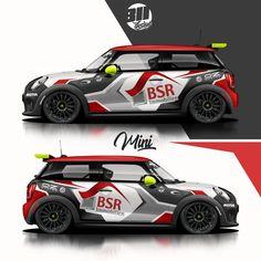 eighteleven design - MOTORSPORT Car Folie, Suzuki Swift Sport, Fiat Uno, Porsche Motorsport, Car Illustration, Daihatsu, Car Decals, Sticker, Modified Cars