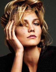 Karlie Kloss For Vogue Netherlands via @WhoWhatWear
