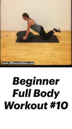 Fitness Workout For Women, Fitness Tips, Fitness Motivation, Gym Workouts, At Home Workouts, Beginner Full Body Workout, Fireplace Design, Workout Videos, Personal Trainer
