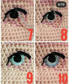 Our goal is to keep old friends, ex-classmates, neighbors and colleagues in touch. Crochet Doll Tutorial, Crochet Cat Pattern, Crochet Dolls Free Patterns, Crochet Motif, Crochet Stitches, Crochet Eyes, Love Crochet, Diy Crochet, Crochet Baby
