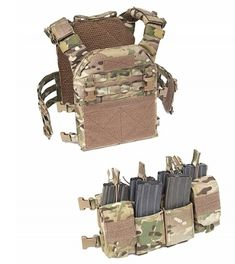 The Warrior Assault Systems Recon Plate Carrier is combination Carrier and Chest Rig. So many configurations so try one out at either EOD Gear location. Airsoft Helmet, Airsoft Guns, Plate Carrier Setup, Battle Belt, Combat Gear, Combat Jacket, 3d Mesh, Tac Gear, Chest Rig