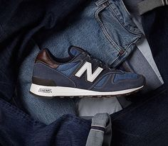 #ZXCollection Cone Mills x New Balance 1300