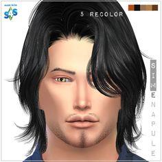 Simenapule: Beard 03 • Sims 4 Downloads