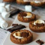 Deep+Dish+S'mores+Cookies