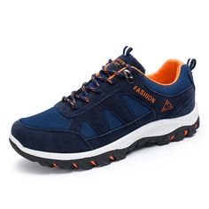 best cheap 2b33b 3a549 Cheap Men s Shoes, Buy Quality Sneakers directly from China Sneakers  Suppliers  Men Sport Shoes Breathable Seude Round Toe Sneakers Lace UP  Casual Outsides ...