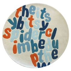 @rosenberryrooms is offering $20 OFF your purchase! Share the news and save!  Itsy Bitsy Spider Rug #rosenberryrooms