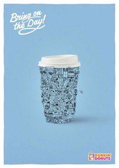 Le cup de café qui vous suit partout, toute la journée  dans-ta-pub-print-du-lundi-creation-affiche-publicite-compilation-127-10