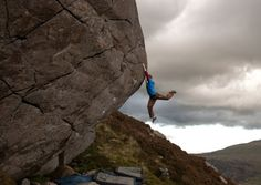 #peakdistrict #news: Duo's gripping documentary on climbing