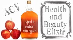 Cook it, drink it, wash with it, Check Out These Fantastic  Benefits Of Apple Cider Vinegar. #Homemade, #health