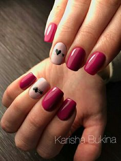 ##valentinesday #nails