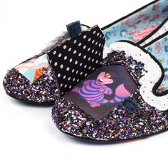 Irregular Choice team up with Alice in Wonderland for a second time to bring a truly magical collection of heels and flats. Read all about them here. Were All Mad Here, Irregular Choice, Alice In Wonderland, Baby Shoes, Blog, Kids, Collection, Fashion, Cold Feet