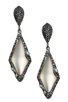 Lucite Kite Drop Earrings by Alexis Bittar on @HauteLook