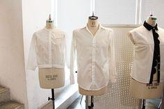 【バンタンデザイン研究所キャリアカレッジ】ファッションデザイン基礎コース修了展
