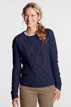 I normally hate cable-knits but this is pretty fetch