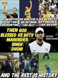 India Cricket Team, Cricket Sport, Icc Cricket, Crickets Meme, History Of Cricket, Dhoni Quotes, Ms Dhoni Wallpapers, Cricket Quotes, Ms Dhoni Photos
