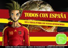 NNGG con España