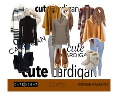 """Cardigan For Life"" by youonlylivefabulously ❤ liked on Polyvore featuring Frame Denim, MANGO, H&M, Warehouse, Clarks, Topshop, Paul Smith, ATM by Anthony Thomas Melillo, Tory Burch and maurices"