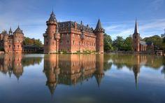 Kasteel de Haar, near Utrecht, Netherlands