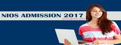 NIOS Admission 2017