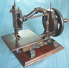 he AVON was made by The Royal Sewing Machine Company Ltd. and it is a version of the Challenge sewing machine which used Shakespear & Illston's patented shuttle movement. (Shakespear with no 'e')The Challenge had been specially commissioned by Joseph Harris in 1872 and over 2000 machines were made a year. This machine was produced around circa 1875.