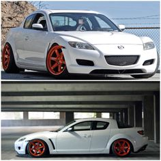 Fitted rx8