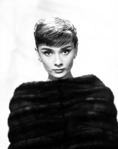 Audrey Herpburn, 1953.
