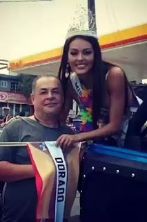 Formerly crowned miss Puerto Rico beauty queen  has lost a legal bid to reclaim the crown which was...