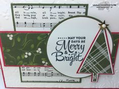 Stampin' Up! Lots of Joy comes Home for Christmas!