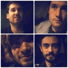 Will, Dan, Woody, and Kyle. It is possible that I love them a little too much. #bastille