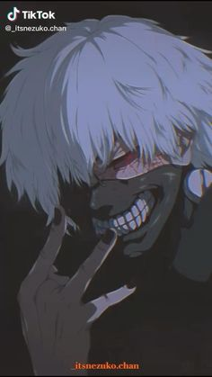 #tokyoghoulanime #anime #kanekiken #edit #weeb Foto Tokyo Ghoul, Tokyo Ghoul Kaneki Cosplay, Manga Tokyo Ghoul, Tokyo Ghoul Drawing, Anime Demon, Manga Anime, Kaneki Fanart, Videos Anime, Best Anime Shows