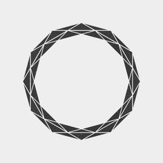 #NO14-033 A new geometric design every day.