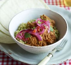 'This pork pibil is our bestselling dish at Wahaca and one of my favourite recipes from Mexico,' says Thomasina Miers.
