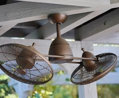Fantastic fans Amp up the cool factor with a fan. But make a style statement with the one you install!