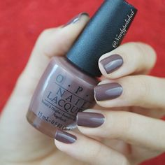 OPI Kerry Washington DC AW 2016 Squeaker of the House