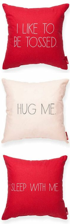 Well Since You Asked Nicely ;) #pillow #talk #quote #cute