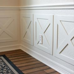 10 wainscoting projects that you will want to see!
