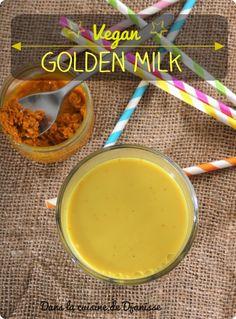 Le lait d'or, boisson recommandée depuis des millénaire dans la médecine ayurvédique, est avant une boisson santé mais aussi une vraie boisson plaisir. Anti-inflammatoire, anti-oxydante et boostante du système immunitaire, laissez-vous tenter