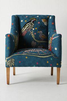 Bertram Chair, Florence #anthropologie