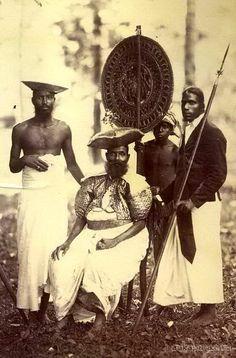 Gampola kandyan chiefs