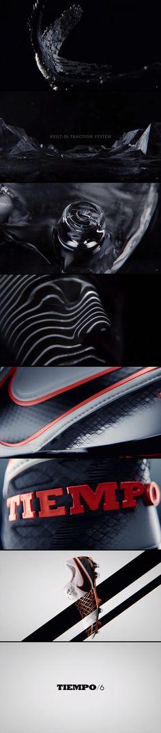 Glassworks London ~ Florian Juri Nike Tiempo Legend 6 ~ Start The Finish - cherryhill