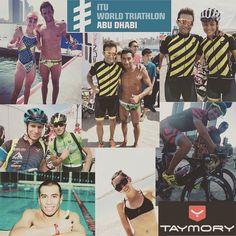 Mañana 5 de marzo comienza el #WTS2016 en Abu Dhabi!  El #TaymoryTeam está listo para pelear esos lugares para Río 2016.  Mucha suerte a todos nuestros embajadores: Crisanto Grajales Claudia Rivas Rodrigo González Irving Pérez Adriana Barraza Leo Chacón Many Huerta y Ainhoa Murua.  Síguelos en triathlonlive.tv a las 3am (hombres) y 6am (mujeres) tiempo del centro de México.  #TaymoryAthletes #wtsabudhabi #TaymoryMexico #TaymoryLife #wts #triathlon