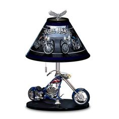 Patriotic American Eagle Chopper 15-Inch Tall Table Lamp: Freedom Rider by The Bradford Exchange http://bikeraa.com/patriotic-american-eagle-chopper-15-inch-tall-table-lamp-freedom-rider-by-the-bradford-exchange/