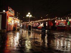 mercatini di Natale in Svezia: Kungstradgarden